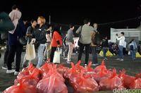 Komunitas Sego Bungkus, Berbagi Nasi Belajar Peduli