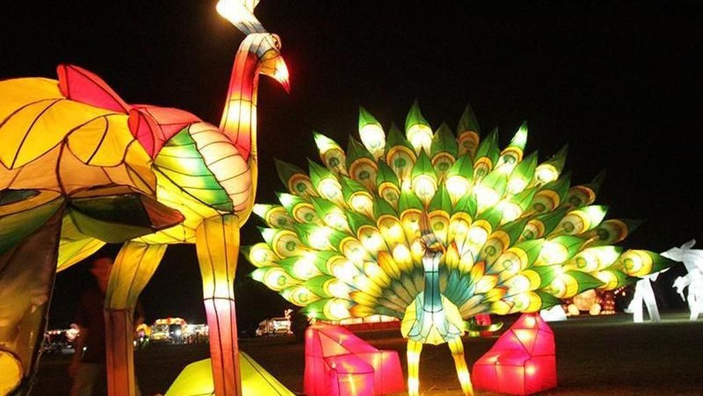 Nusa Dua Light Festival Siap Meriahkan Tahun Baru di Bali