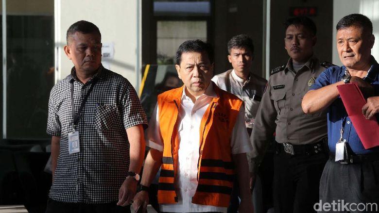 PPATK Bicara Jeratan TPPU untuk Novanto Sekeluarga, Ini Kata KPK