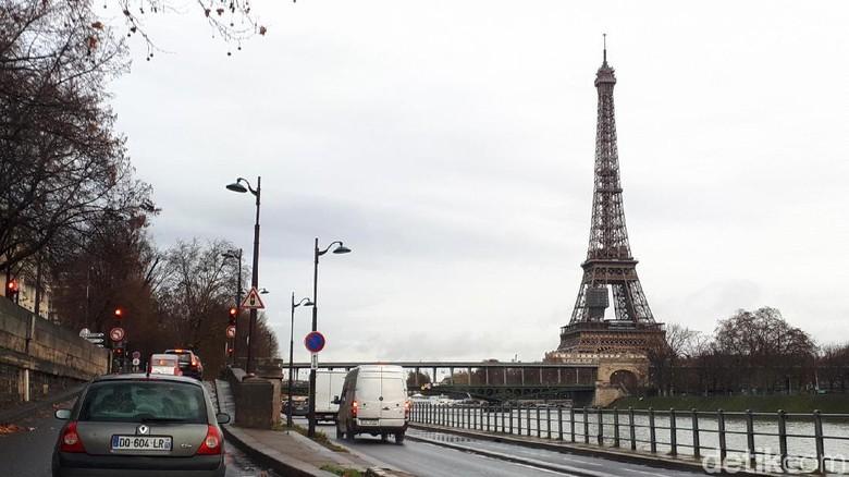 Selamat datang di Paris (Afif Farhan/detikTravel)