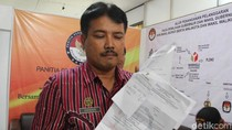 Panwaslu Brebes Persoalkan 2 Pejabat Hadiri Deklarasi Relawan Cagub