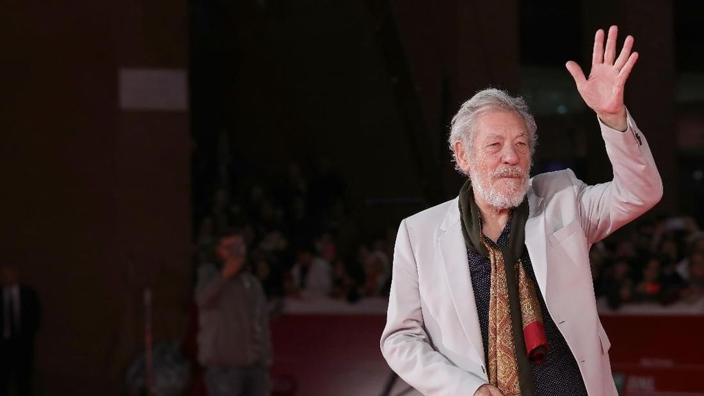 Si Gandalf Ian McKellen Kini Jadi Raja Lear di Panggung Broadway