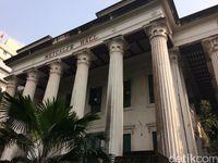 Gedung perpustakaan tertua di India (Masaul/detikTravel)