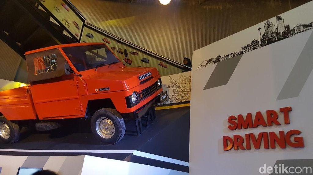 Sejarah Toyota Ada di Museum Angkut