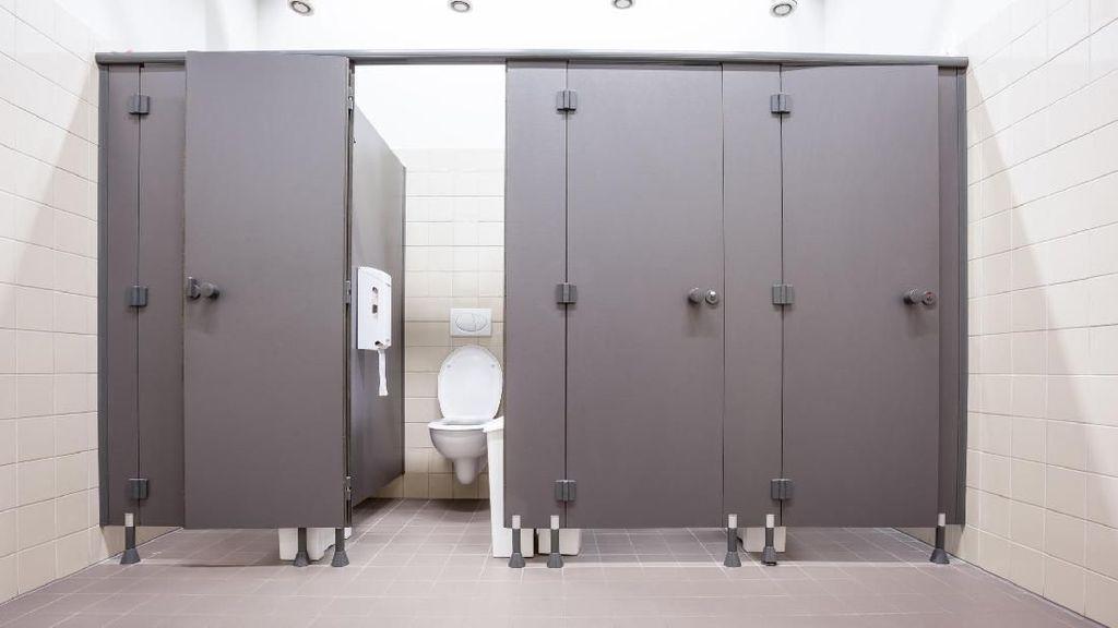 Tips Sehat Pakai Toilet Umum