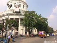 Kantor Pos tertua di India (Masaul/detikTravel)