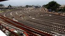 Penampakan Terkini Pembangunan Depo Lokomotif Cipinang
