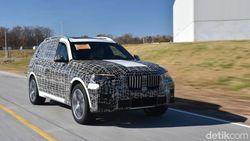 BMW Mulai Produksi SUV Termewah