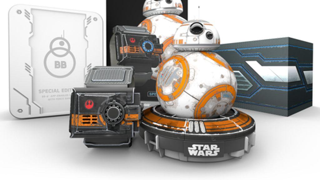Deretan Gadget Bertema Star Wars yang Bisa Dikoleksi