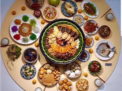 Yummy! Museum Berisi Aneka Makanan Raksasa di Malaysia