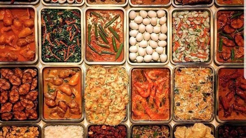 Wonderfood Museum berisi replika berbagai macam makanan. Letaknya berada di Lebuh Pantai, George Town, Penang, Malaysia (Facebook/Wonderfood Museum Penang)