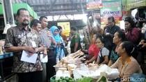 Jelang Tutup Tahun, Harga Cabai Naik di Pasar Gede Solo