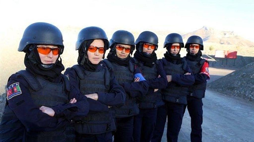 Wanita Arab akan Diizinkan Jadi Polisi Lalu Lintas