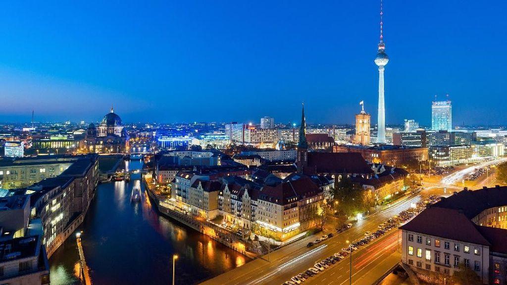 Lirik Traveler Muslim, Berlin Sudah Siapkan Wisata Kuliner Halal
