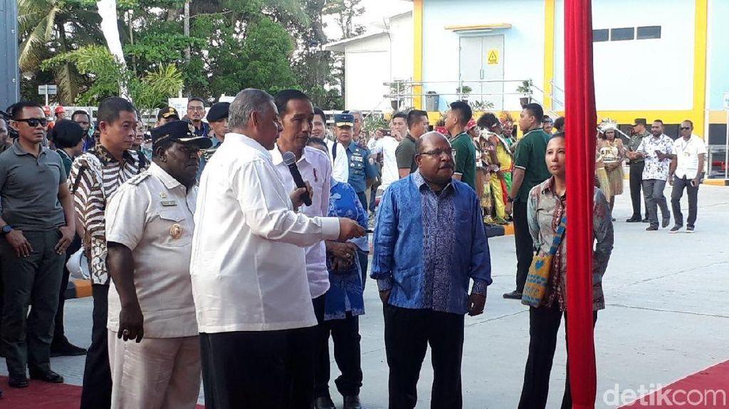 Di Depan Jokowi, Bos PLN Minta Diberikan Insentif Energi Primer