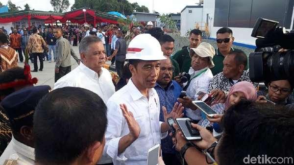 Marsekal Hadi Anulir Keputusan Jenderal Gatot, Ini Respons Jokowi