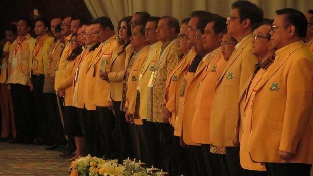 Agus Gumiwang: 350 Peserta Munaslub Sakit, Ada yang Darah Tinggi