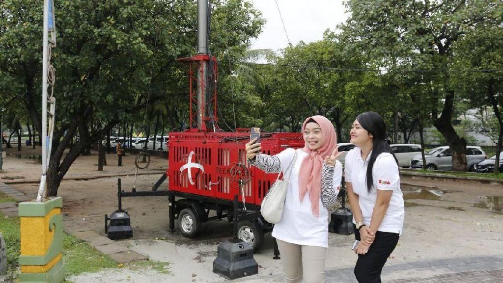 Telkomsel, XL, dan Indosat Berbenah Jaringan Jelang Natal
