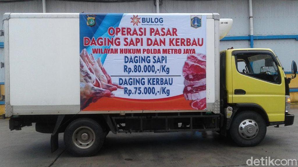 Bulog Jual Daging Sapi Rp 80.000/Kg, di Mana Belinya?