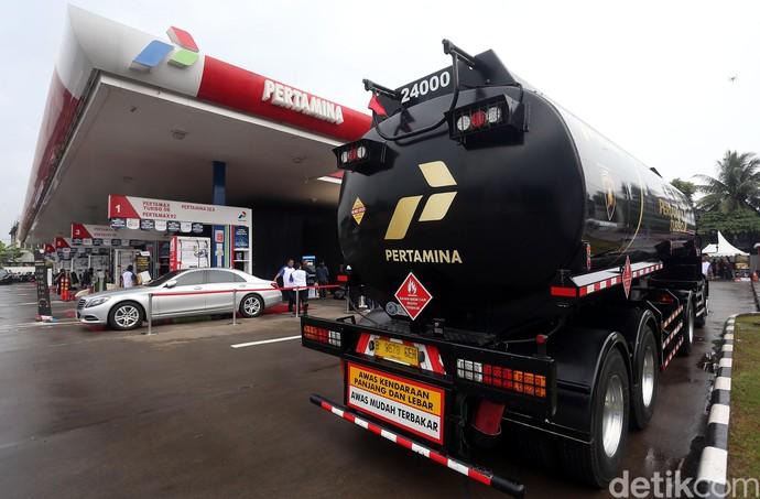 Pertamina Pasarkan Pertamax Turbo yang Ramah Lingkungan