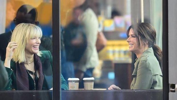 'Ocean's 8' Gambaran Wanita Kuat setelah 'The Hunger Games'