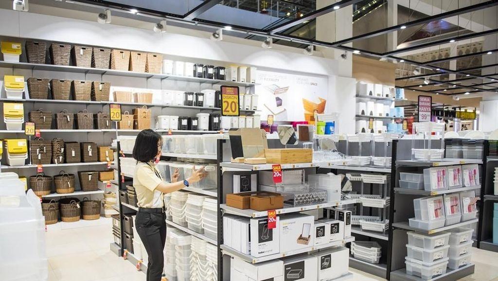 Aksesori dan Kosmetik Tetap Rapi dengan Promo di Index Living Mall