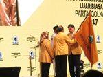 Wasekjen: Kepengurusan Baru Golkar Dukung Jokowi di Pilpres