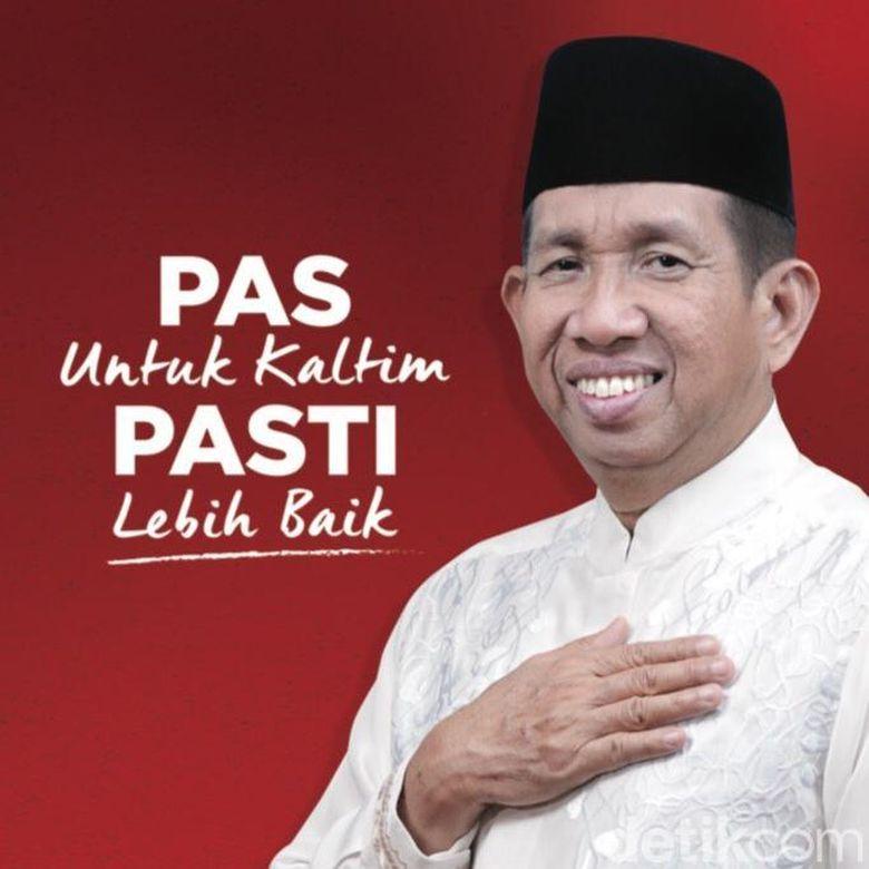 Maju Pilgub Kaltim, Irjen Safaruddin Daftar Lewat PDIP