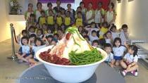 Serunya Melihat Makanan Malaysia dan Foto dengan Cendol Raksasa di Museum Ini!