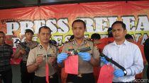 Perampok Koperasi di Karawang Ditangkap, 3 Pelaku Ditembak