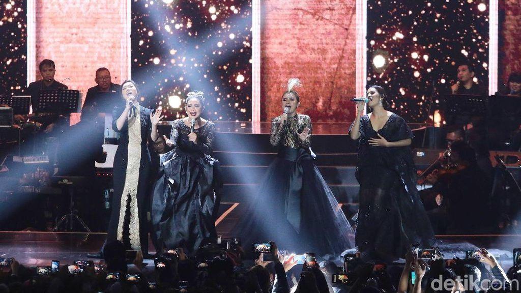Ayat Ayat Cinta in Concert: Colours of Love 2017 Digelar Semalam