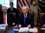 Korut Sebut Klaim Tombol Nuklir Trump Gonggongan Anjing Gila