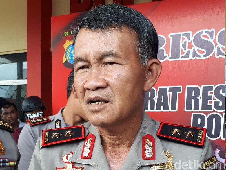 Polda Riau Terjunkan 2.950 Personel Amankan Natal dan Tahun Baru