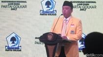 Golkar Yakin Prabowo Tak Maju di Pilpres 2019 sebagai Lawan Jokowi