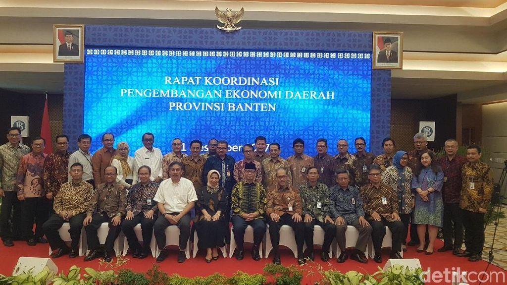 6 Kebijakan Pembangunan Ini Akan Dilakukan di Banten