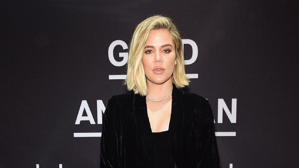 Baru Umumkan Kehamilan, Khloe Kardashian Ternyata Hamil 6 Bulan