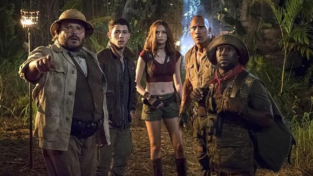 'Jumanji: Welcome to the Jungle' Lebih Dewasa dari yang Pertama
