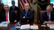 Kedubes AS Dipindah ke Yerusalem dalam Setahun? Ini Kata Trump