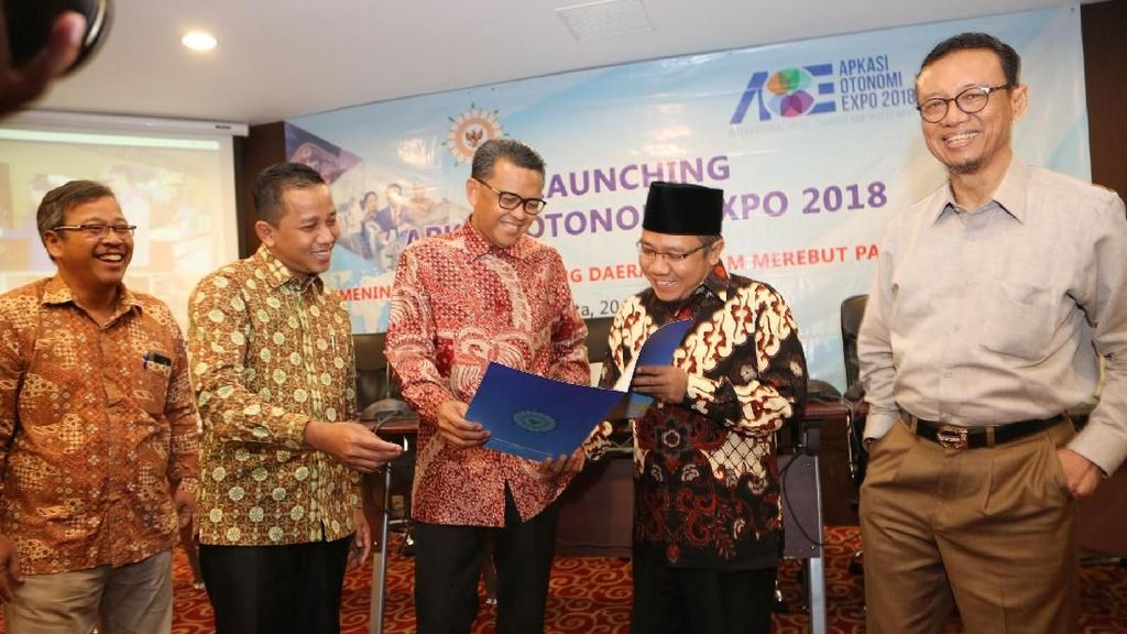 Peluncuran Otonomi Expo