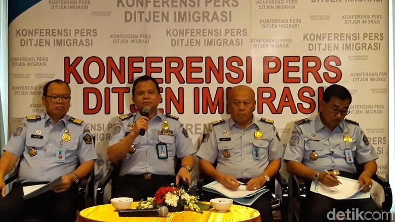 Imigrasi Cegah 301 Orang Terkait Terorisme Masuk ke RI Selama 2017