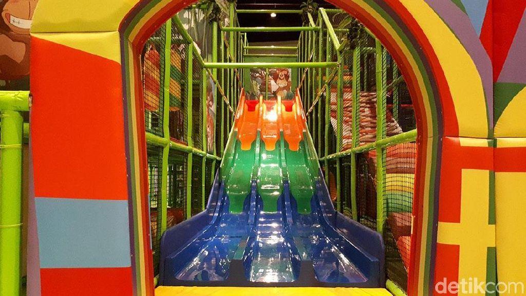 Foto: Indoor Playground Anak-anak Terbesar di Indonesia