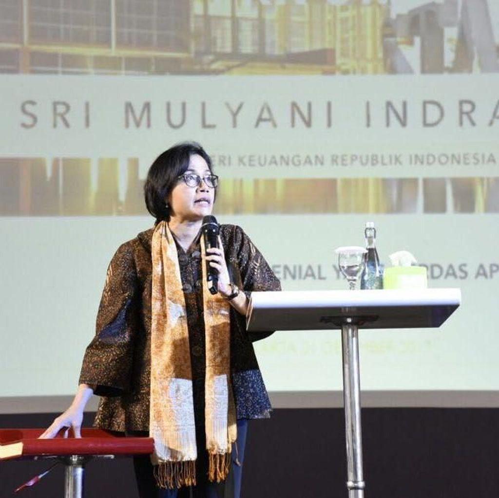 Sri Mulyani Respons Heboh Utang Indonesia Rp 4.000 Triliun