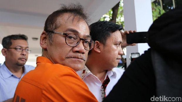 Polisi Tangkap Tio Pakusadewo karena Kasus Narkoba