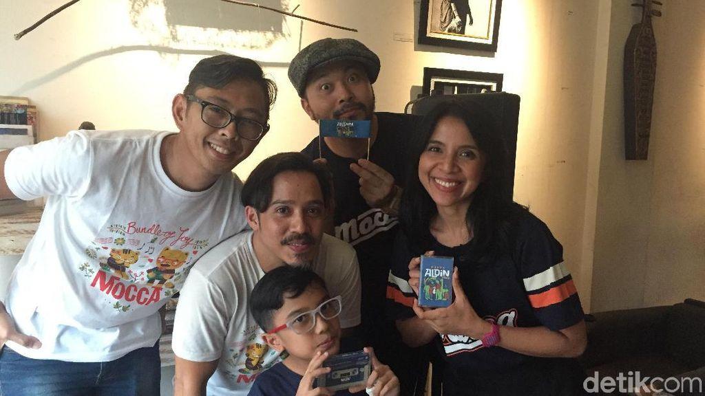 Rayakan Record Store Day 2018, Mocca Rilis Lima Versi Kaset
