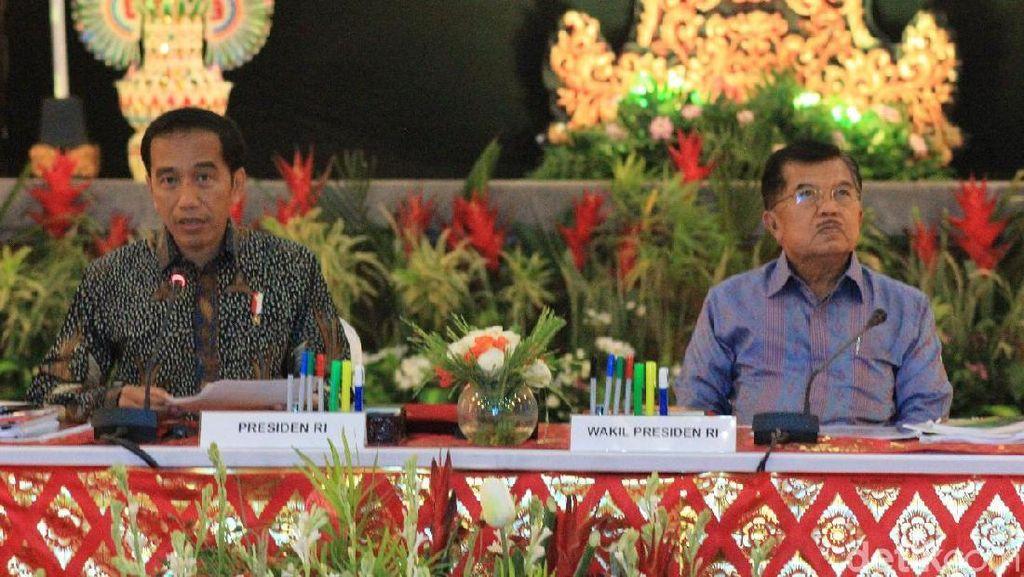 Presiden Jokowi Ingin Dunia Tahu Kondisi Bali Sudah Aman