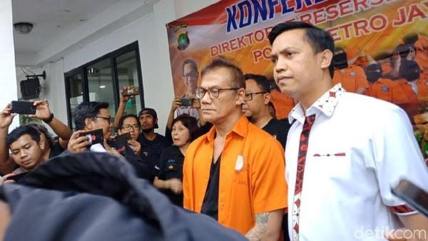 Ditangkap karena Narkoba, Tio Pakusadewo Mengaku Salah dan Menyesal
