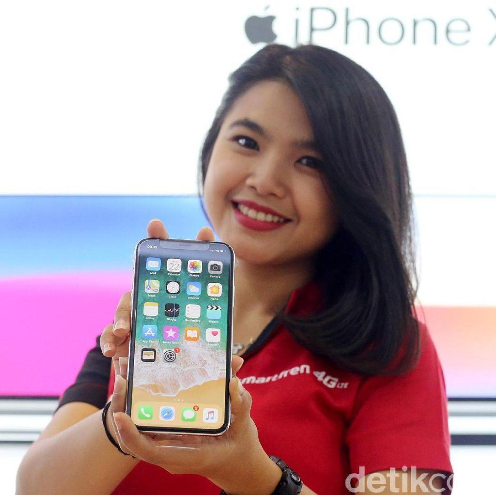 Kabar Gembira, Penerus iPhone X bakal Lebih Murah
