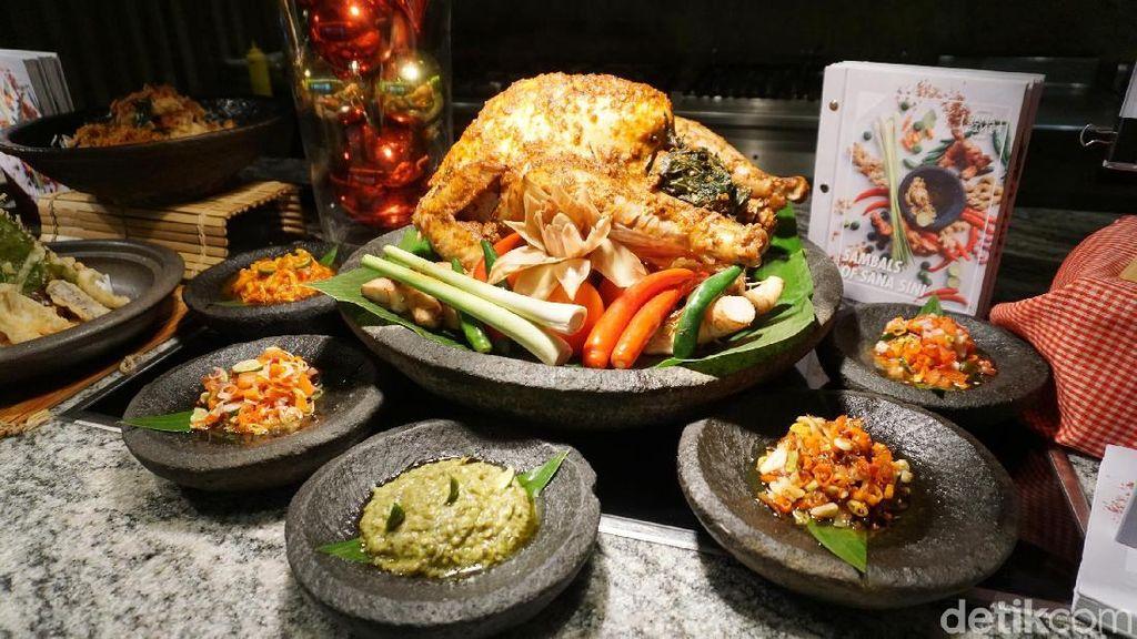 Padukan Racikan Indonesia dan Barat, Chef Australia Ini Bikin Kalkun Betutu