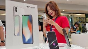 iPhone X di Toko Online Erajaya Ludes Hitungan Jam