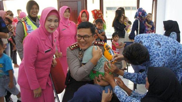 Imunisasi difteri ini diberikan dalam rangka hari ibu
